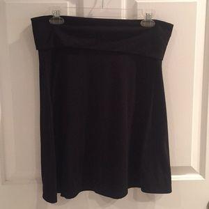 NWOT Old Navy stretch flowy skirt